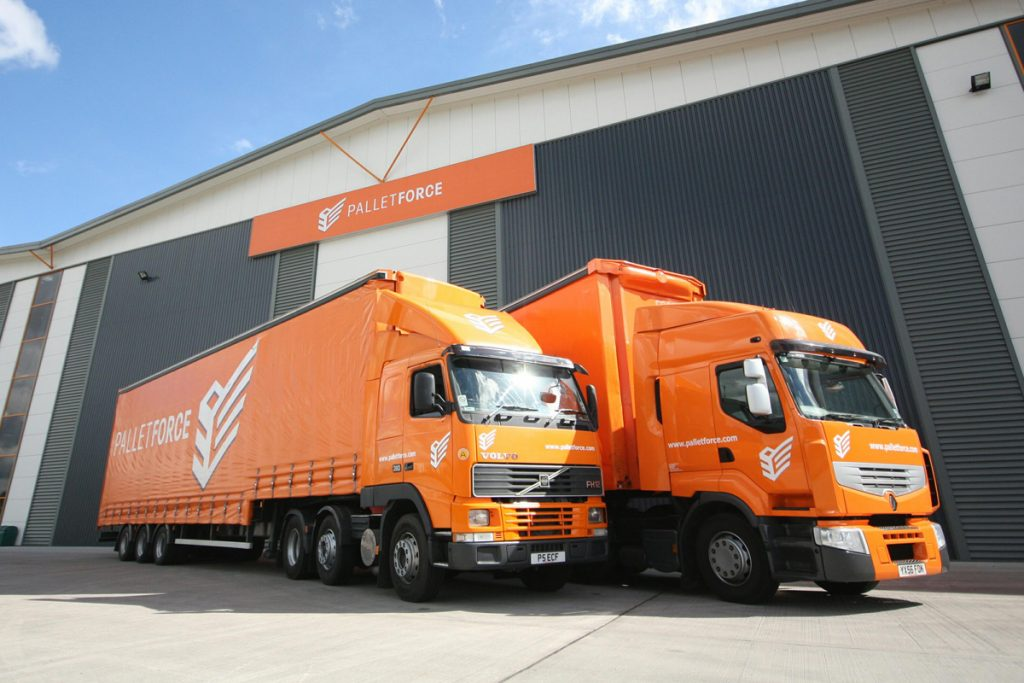 Palletforce buys QTR Transport