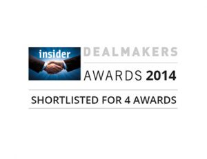 Dealmaker Awards 2014
