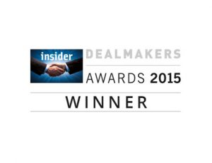 Dealmaker Award Winner 2015